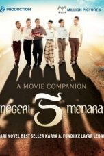 Nonton Streaming & Download Film Negeri 5 Menara (2012) Full Movie
