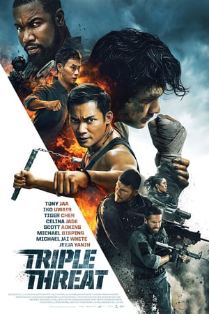 Download Film Triple Threat (2019) Subtitle Indonesia