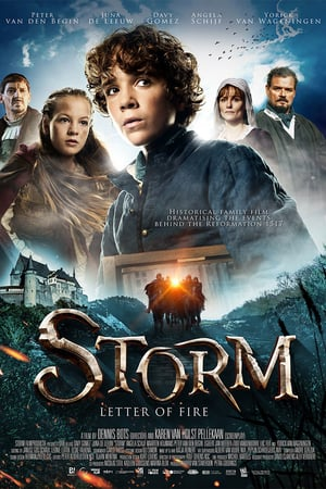 Download Film Storm Letter of Fire (2017) Subtitle Indonesia