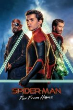 Nonton Streaming Download Film Spider-Man Far from Home (2019) Full Movie Sub Indo