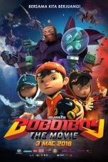 Download BoBoiBoy The Movie (2016) Full Movie