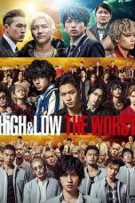 Download & Nonton Streaming Film High & Low: The Worst Movie (2019) Sub Indo Full Movie
