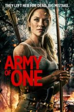 Nonton Streaming & Download Film Army of One (2020) HD Full Movie Sub Indo