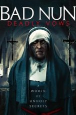 Nonton Streaming & Download Film Bad Nun: Deadly Vows (2020) HD Full Movie Sub Indo