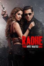 Nonton Streaming & Download Film Radhe: Your Most Wanted Bhai (2021) HD Full Movie Sub Indo